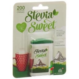 Ассугрин Стевия заменитель сахара 200 таблеток