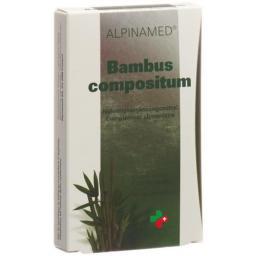 Альпинамед Бамбук Композитум 40 капсул