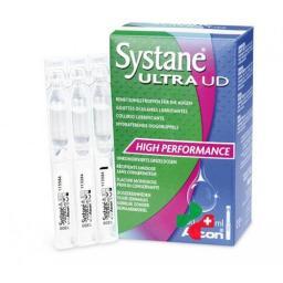 Систейн Ультра UD увлажняющие глазные капли 30 х 0,7 мл