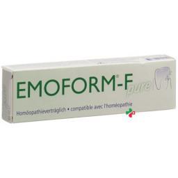 Emoform F Spezial зубная паста Pure mit Fluorid 85мл