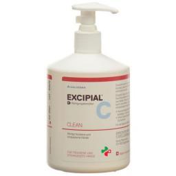 Excipial Clean Milde Hautreinigung диспенсер 500мл