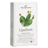 Фитофарма Липоформ 60 таблеток