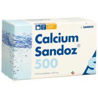 Кальций Сандоз 500 мг 100 шипучих таблеток