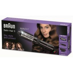 BRAUN SATIN HAIR 3 AS 330