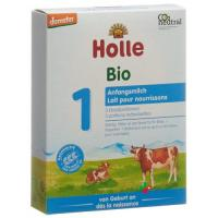 Holle Sauglingsmilch 1 Bio Probierpack 3 пакетика 20г