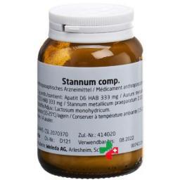 Weleda Stannum Comp Trit 50г