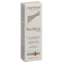 Noreva Trio White Korrekturstift 10мл