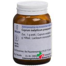Weleda Cuprum Metallicum Praep. Trit D 6 50г