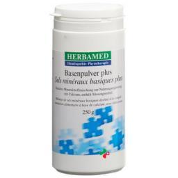 HERBAMED BASENPULVER PLUS
