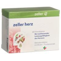 Целлер Сердце 120таблеток покрытых оболочкой