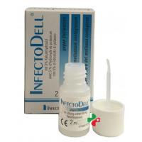 ИнфектоДелл средство от бородавок, вызванных контагиозным моллюском, раствор 2 мл