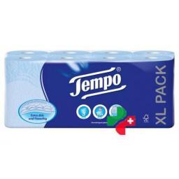 Tempo Toipa Toilettenpapier 3 Lag Blau 150b 16 штук