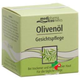 Medipharma Olivenol Gesichtspflege 50мл