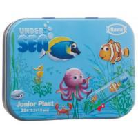 Flawa Junior Plast Under The Sea Box 20 штук