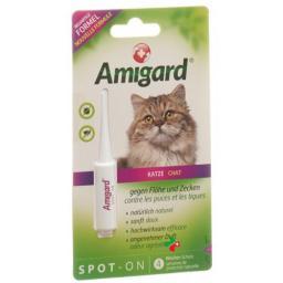 Amigard Spot-on Katze 1.5мл