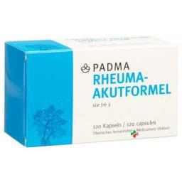 PADMA RHEUMA-AKUTFORMEL KAPS 1