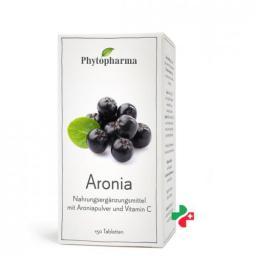 Фитофарма Арония 150 таблеток