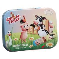 Flawa Junior Plast Animal Farm 20 штук