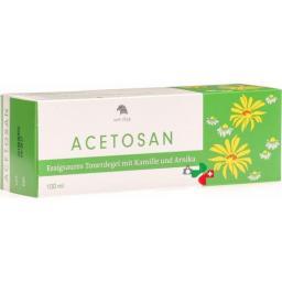Acetosan Essigsaures Tonerdegel 100мл