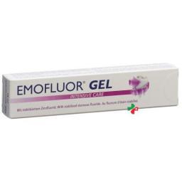 Emofluor гель в тюбике 18мл