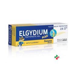 Elgydium Kids Banane 2-6 Jahre зубная паста 50мл