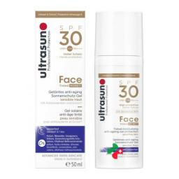 Ultrasun Face Tinted SPF 30 50мл