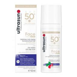 Ultrasun Face Tinted SPF 50+ Ivory 50мл