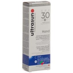 Ultrasun крем для рук Anti-Pigmentation Sonnenschutzfaktor 30 75мл