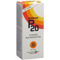 P20 Sun Protection лосьон SPF 20 200мл
