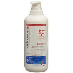 Ultrasun Extreme Sonnenschutzfaktor 50+ 400мл