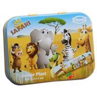 Flawa Junior Plast Safari 20 штук