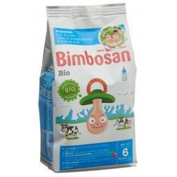 Bimbosan Bio Folgemilch ohne Palmol в пакетиках 400г