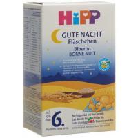 Hipp Gute Nacht Flaeschchen 6m Bio 500г
