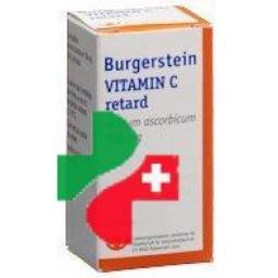 Burgerstein Vitamin C Retard в капсулах 500мг Neu 30 штук