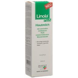 Linola Plus Hautmilch 200мл
