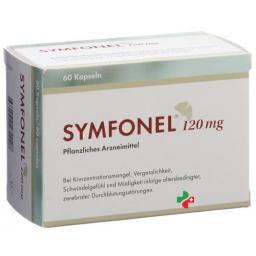 Симфонел 120 мг 60 капсул