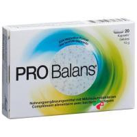 Probalans в капсулах блистер 20 штук