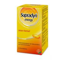 Supradyn Energy Filmtabletten (neu) 90 штук