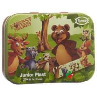 Flawa Junior Plast Forest Friends 20 штук