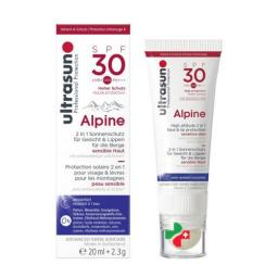 Ultrasun Alpine SPF 30 20мл + 2.3мл
