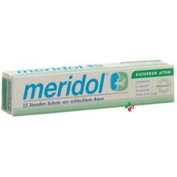 Meridol Sicherer Atem зубная паста в тюбике 75мл