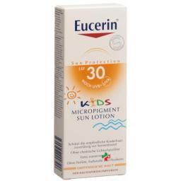 Eucerin Kids Micropigment Sun лосьон LSF 30 150мл