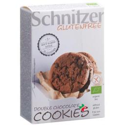 SCHNITZER BIO DOUBLE CHOCOLATE