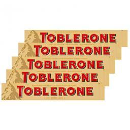 Toblerone Tafelschokolade Milch 5x100g
