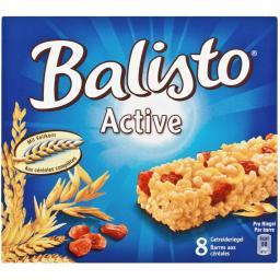 Balisto Müesliriegel Active 8 Stück