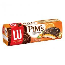 Лу Пим's оранжевый печенье