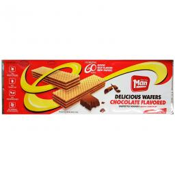 Человек Кошерных Шоколадных Вафель