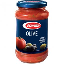 Barilla Tomato Sauce with Olives