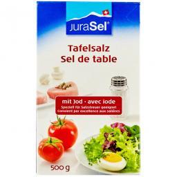 Jurasel соль с йодом
