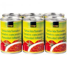 Gehackte Tomaten 6x400g